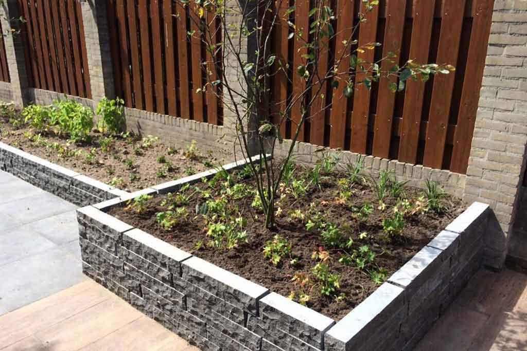 Tuinproject Tilburg